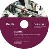 GESIMA - Gestaltung sicherer Maschinen. CD-ROM