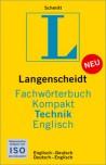 Langenscheidt Fachwörterbuch Technik Kompakt Englisch