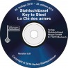 Stahlschlüssel 2019. CD-ROM, Einzelplatzversion lokal